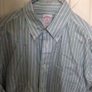 Brooks brothers dress shirt.